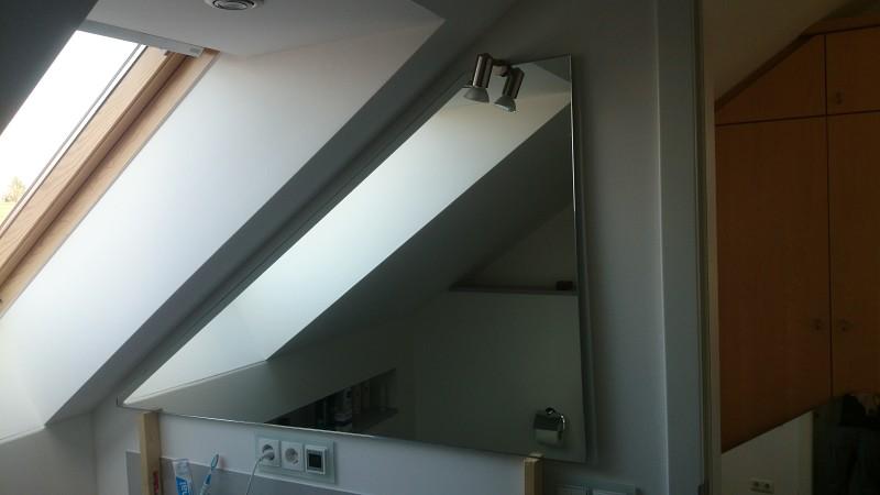 Spiegel Auf Mas : Wandspiegel badspiegel nach maß mit beleuchtung im online shop